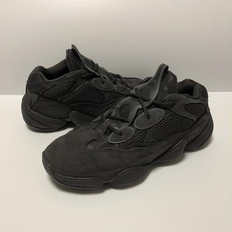 adidas YEEZY 500 UTILITY BLACK 27.5cm 【中古】