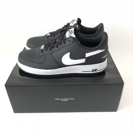 Supreme COMME des GARCONS SHIRT NIKE AIR FORCE 1 LOW 27.0cm 18AW 【新品】
