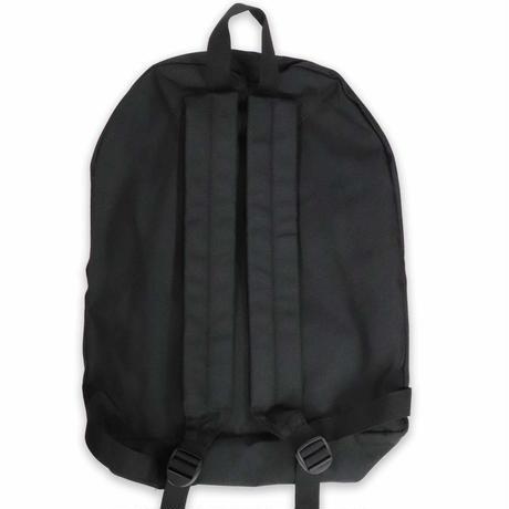 OVAL  WAPPEN  BACKPACK  BLACK   オーバルワッペン  バックパック  ブラック