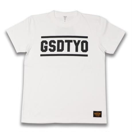 GSDTYO  TEE  GSDTYO  Tシャツ  ホワイト