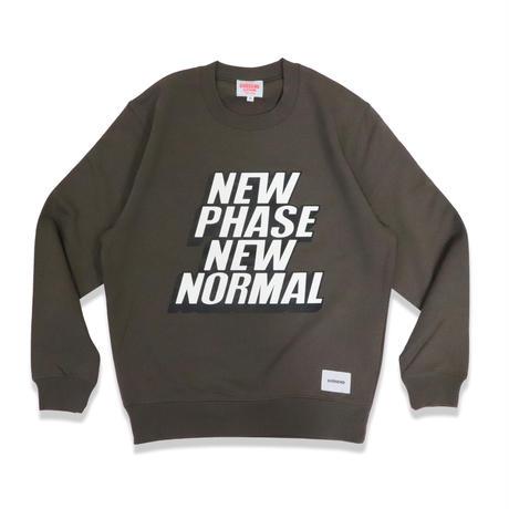NP/NN  C/N  SWEAT  SHIRT  CHARCOAL  NP/NN  スウェットシャツ  チャコール