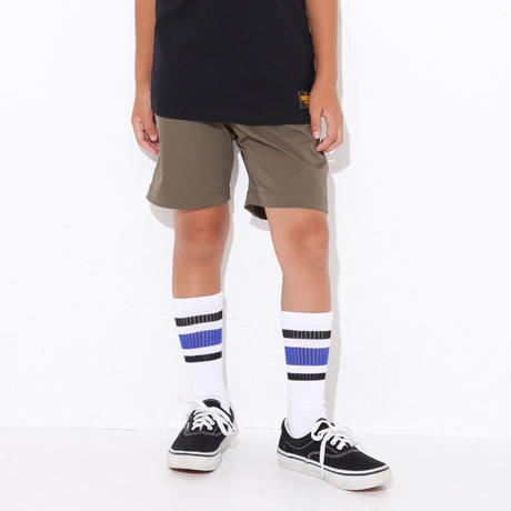 ATHLETIC  SHORTS  KHAKI