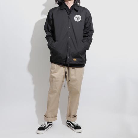 T/C  COACH  JACKET BLACK  T/Cコーチジャケット  ブラック