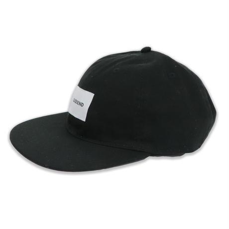 6PANEL  BLACK  CAP  6パネル  ブラック  キャップ