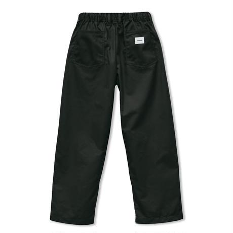 T/C  EASY  PANTS  T/C  イージーパンツ  ブラック
