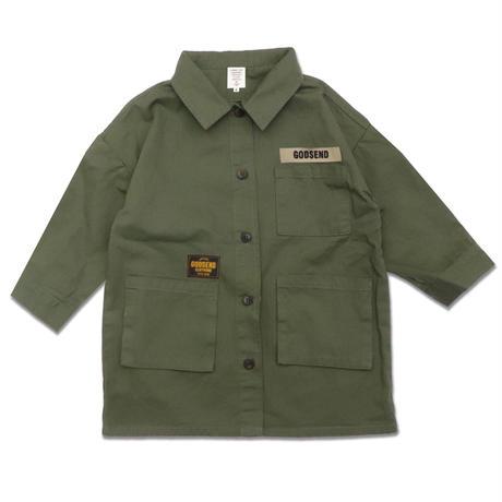COTTON  BDU  SHIRTS  コットンBDUシャツ