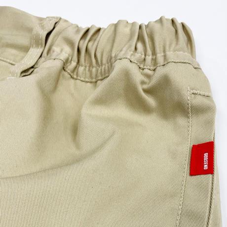 T/C  EASY  PANTS  BEIGE  T/C  イージーパンツ  ベージュ