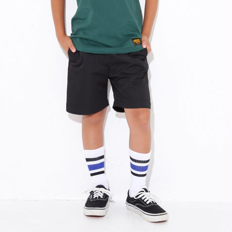 ATHLETIC  SHORTS  BLACK