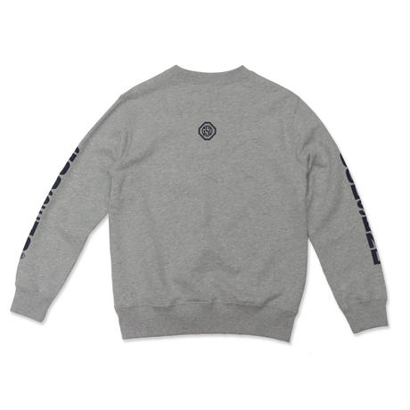 FOEVER  YOUTH  SWEAT  P/O  フォーエバーユース  スウェット  GRAY