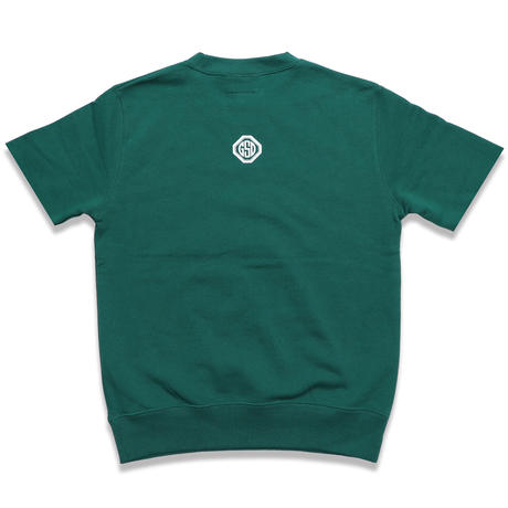 SILLY  GOOSE  CUTOFF  SWEAT  SHIRT  GREEN  シリーグース  カットオフスウェットシャツ  グリーン