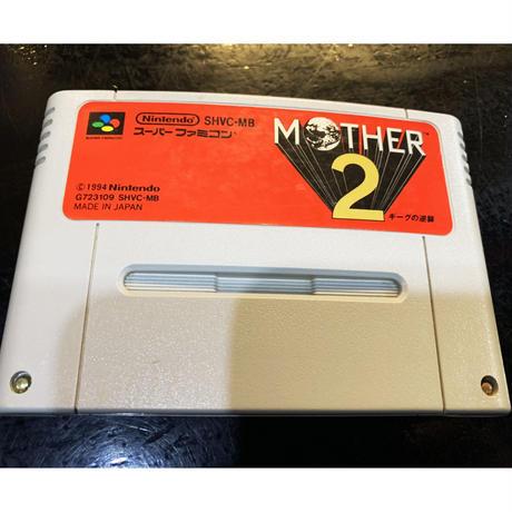 【スーパーファミコン】MOTHER2(中古ゲームソフト)