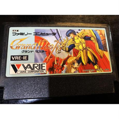 【ファミコン】グランドマスター(中古ゲームソフト)