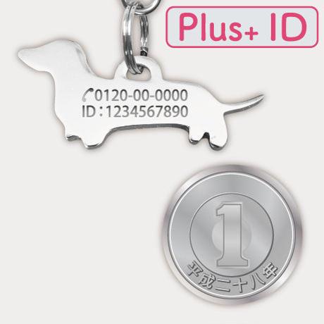 シルバーリースストラップ【 Plus+ ID付】/ダックス(M)
