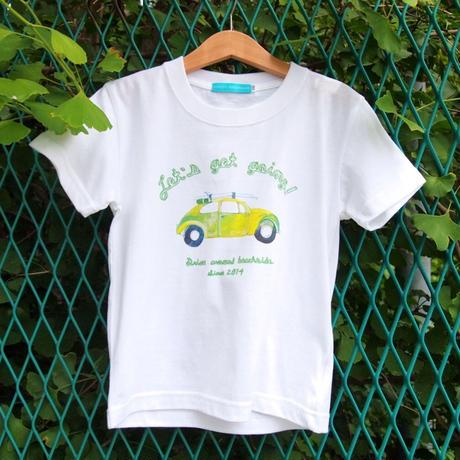 YUIGAHAMA Art T-Shirt Kids' < Car >YT18