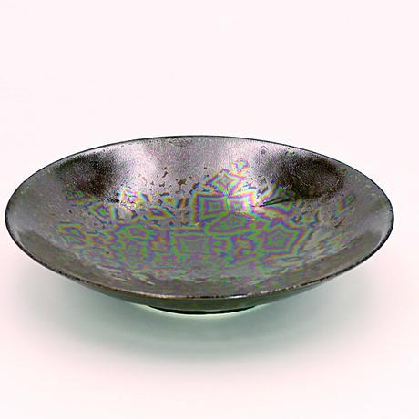 虹彩 ハッブル鉢