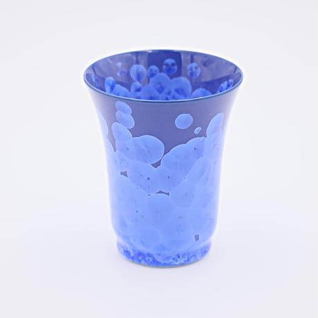 結晶釉 フリーカップ ビードロ色 №409