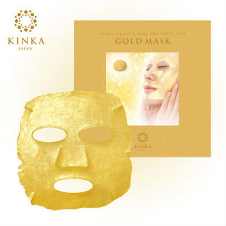 ゴールドマスク【24K Gold Mask】