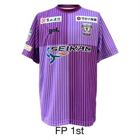 【No.あり 1桁】藤枝MYFC 2021オーセンティックユニフォーム