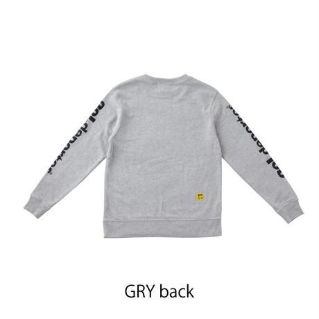 スウェットシャツ<LOGOS>(G193-814)