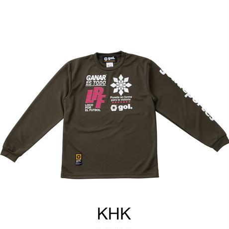 長袖ドライシャツ<METADE>(G191-823)