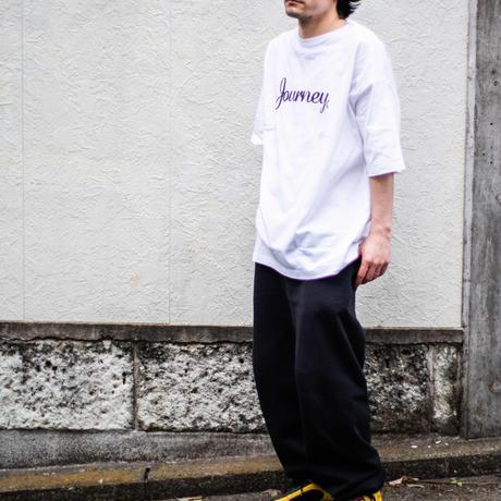 [大人&子供Tシャツ同時購入で10%OFF]ルーズサイズTシャツ<JOURNEY>(G192-800)