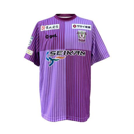 【No.あり 12番+オリジナルネーム】Jr.サイズ 藤枝MYFC 2021レプリカユニフォーム