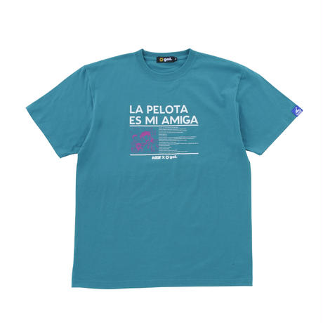 [キャプテン翼コラボ]Tシャツ<AMIGA>(G992-736)