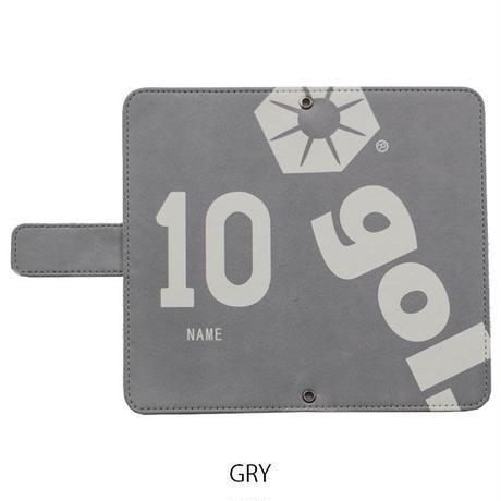 セミオーダースマホケース(GRY G686-427)