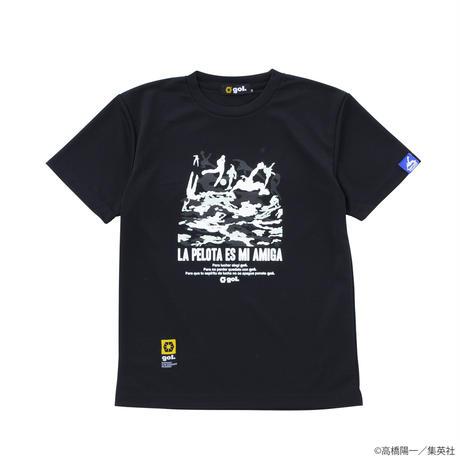[キャプテン翼コラボ]ドライシャツ<CAMO>(G992-731)