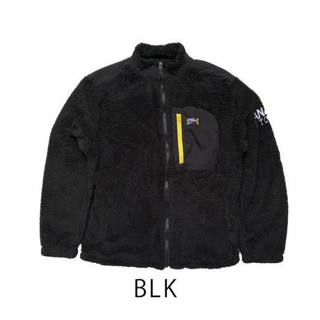 ボアフリース ジップジャケット(G013-077)