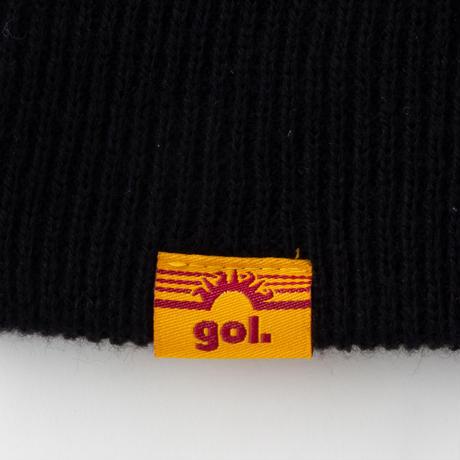 ビーニー<LOGO>(G183-653)
