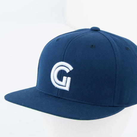 Gロゴ フラットキャップ(G883-527)