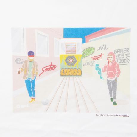 [限定クリアファイルプレゼント]Jr.Tシャツ<Irmãos Tachibana>(G192-818J)