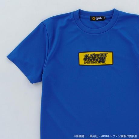 [キャプテン翼コラボ]ドライシャツ<BOX LOGO>(G992-727)