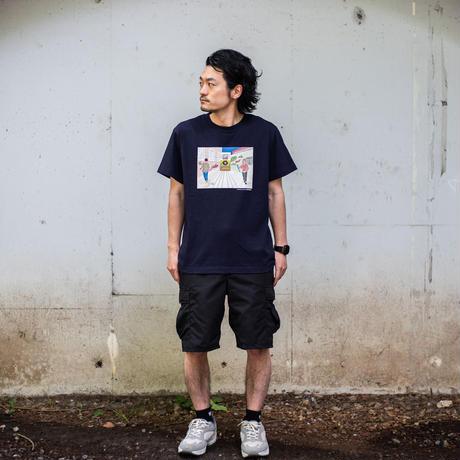 [限定クリアファイルプレゼント]Tシャツ<Irmãos Tachibana>(G192-818)