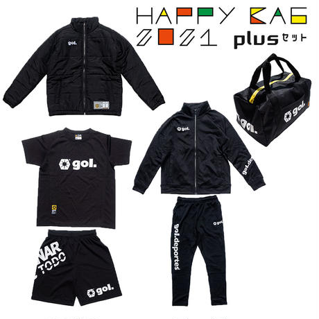 Jr.HAPPY BAG 2021 PLUS(G028-270)