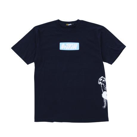 [キャプテン翼コラボ]Tシャツ<OVER HEAD>(G992-734)