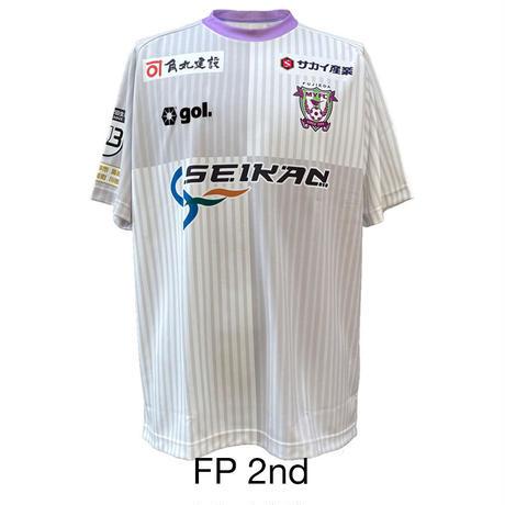 【No.あり 12番】Jr.サイズ 藤枝MYFC 2021レプリカユニフォーム