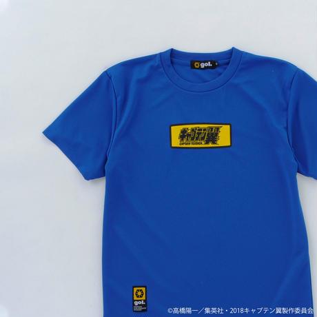[キャプテン翼コラボ]Jr.ドライシャツ<BOX LOGO>(G992-727J)