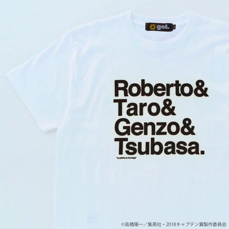 [キャプテン翼コラボ]Tシャツ<ナンカツ4>(G992-728)※