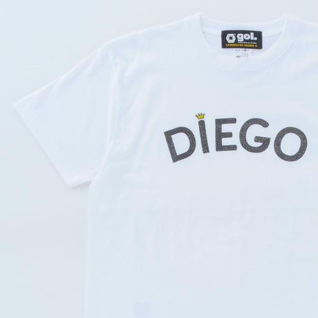 [サマーセール50%OFF]刺繍プリントTシャツ<DIEGO>(G992-715)