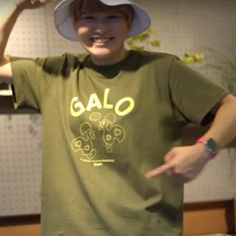 Jr.Tシャツ<GALO>(G192-798J)