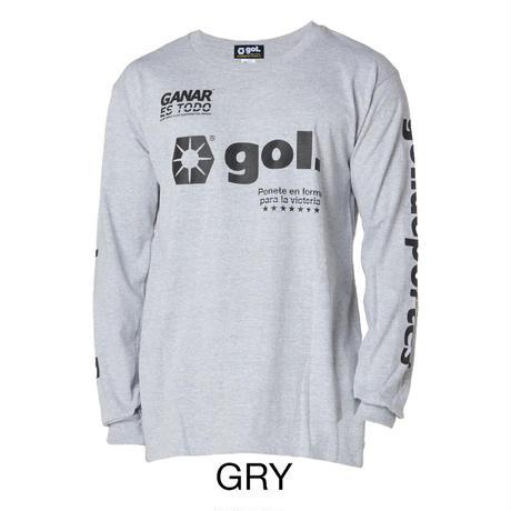 長袖Tシャツ<Basic>(G091-778)