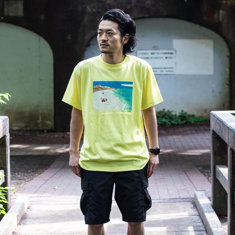 [限定クリアファイルプレゼント]Tシャツ<Futebol de areia>(G192-819)