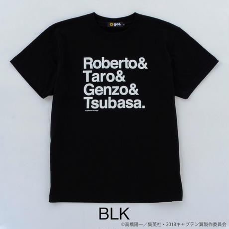 [キャプテン翼コラボ]Tシャツ<ナンカツ4>(G992-728)