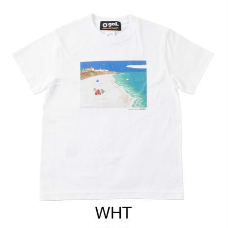 [限定クリアファイルプレゼント]Jr.Tシャツ<Futebol de areia>(G192-819J)