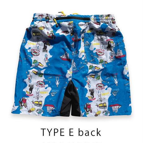 ショートパンツ< Fant´astico!>(G197-786)TYPE E