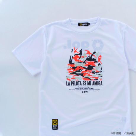 [キャプテン翼コラボ]Jr.ドライシャツ<CAMO>(G992-731J)
