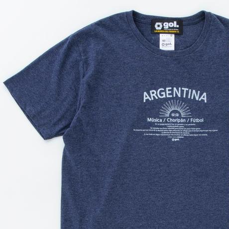 [サマーセール50%OFF]メランジTシャツ<SOL>(G992-714)