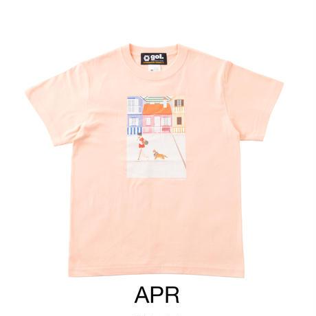 [限定クリアファイルプレゼント]Tシャツ<Casa Listrada>(G192-820)